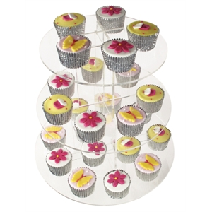 3 Tier Cupcake Stand