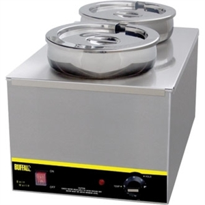 Bain Marie with Round Pots