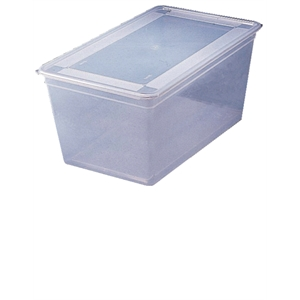 Bourgeat Airtight Gastronorm Container & Lid 1/2 150ml Deep (7.5 litre)
