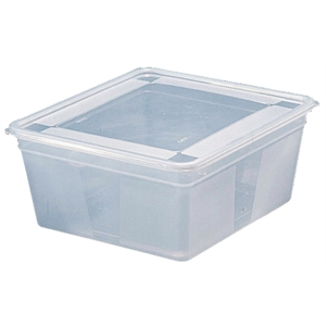 Bourgeat Airtight Gastronorm Container & Lid 2/3 100ml Deep (8 litre)