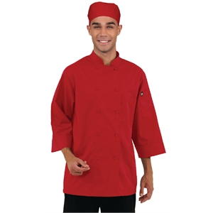 Chefs Jacket Red