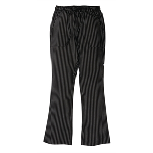 Chefs Trousers Ladies Executive Pinstripe.