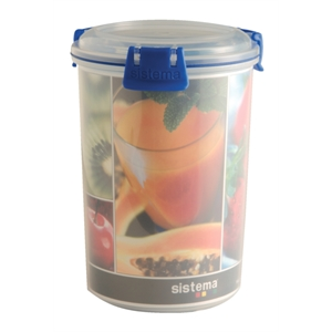 Clip-It Food Storage Container 1 litre Sauce Pot