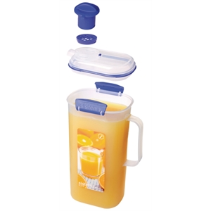 Clip-It Food Storage Container 2 litre Jug