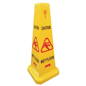 Floor Sign-Wet Floor Safety Cone Sign