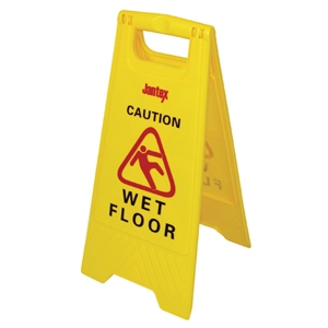 Floor Sign-Wet Floor Safety Sign
