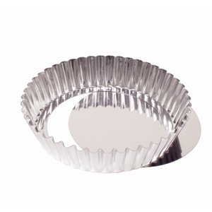 Fluted Quiche Tin 100mm