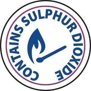 Food Allergen Label Sulphur Dioxide