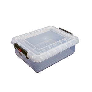 Food Storage Container 40 litre 830(h)x460(w)x180(d)