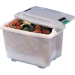 Food Storage Container 50 litre 600(h)x395(w)x410(d)