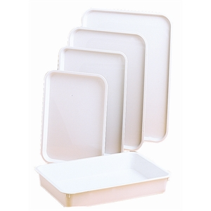 Food Tray High Impact ABS 240x310x25(H)
