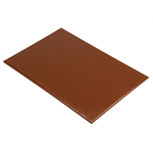 High Density Chopping Board Brown
