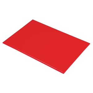 High Density Chopping Board Red