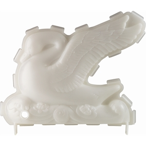 Ice Sculpture Swan Mould