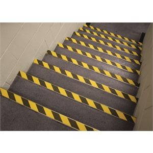 Non Slip Tape Black/Yellow