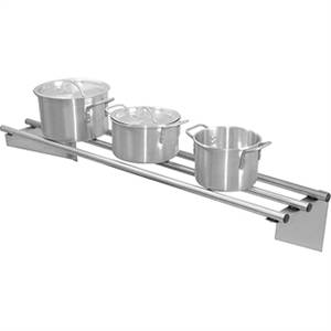 Stainless Steel Wall Shelf 1200mm