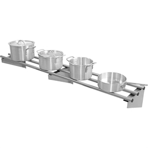 Stainless Steel Wall Shelf 1500mm