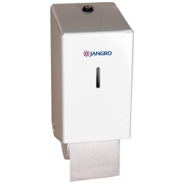 Toilet Tissue Systematic Dispenser.