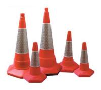 Traffic Cones Reflectorised 43cm
