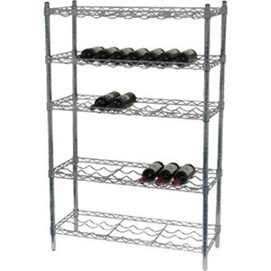 5 Tier Wire Wine Storage Kit