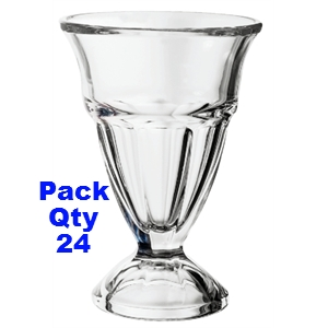 American Medium Sundae Glasses 265ml