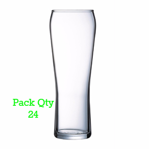 Arcoroc Edge Hiball Beer Glass CE Marked 650ml