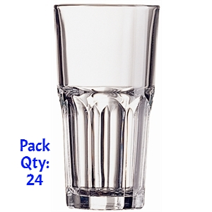 Arcoroc Granity Hi Ball Glasses 460ml