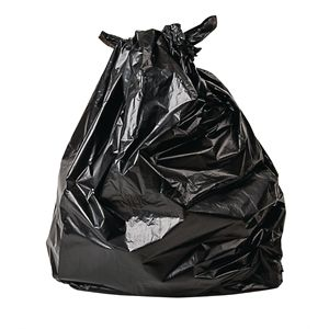 Bags-Bio Degradable Black Bags 80L