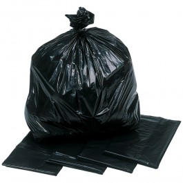 Bags-Black Heavy duty Refuse Sack 100's
