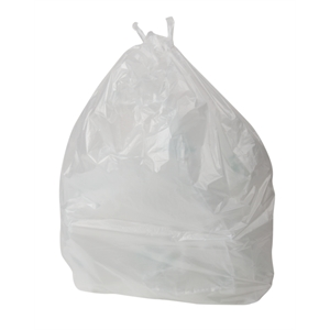 Bags-Clear Heavy duty Refuse Sack 200's
