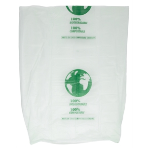 Bags-Compostable Caddy Sack Pack of 24