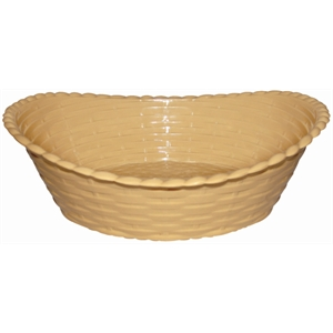 Basket Polypropylene Oval Large