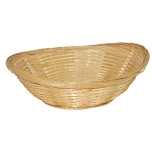 Basket Wicker Oval