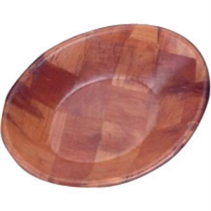 Basket Wooden Oval Large