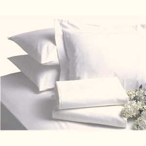 Bed Linen King Size Polycotton Flat Sheet