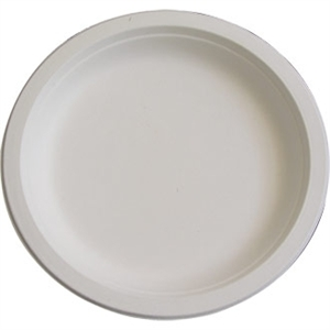 Biodegradable Plate Large