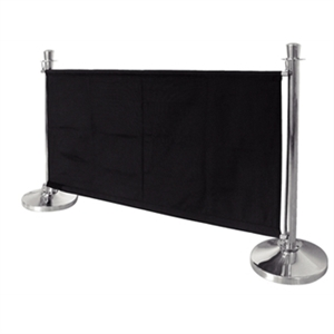 Black Café Barrier