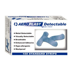Blue Strip Detectable Plasters