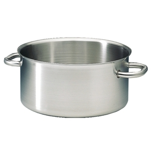 Bourgeat Casserole Pan 12.8Ltr