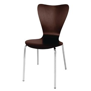 Butterfly Chair Dark Chocolate Finish