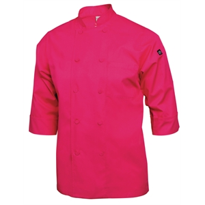 Chefs Jacket Berry