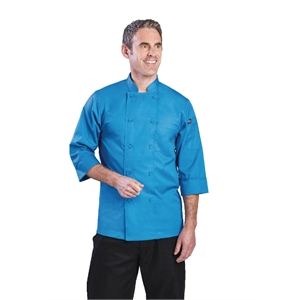 Chefs Jacket Blue