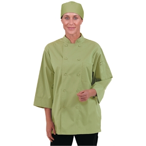 Chefs Jacket Lime