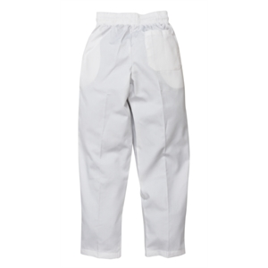 Chefs Trousers White.