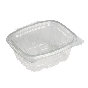 Clear Salad Container 750ml