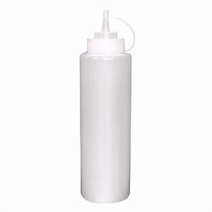 Clear Squeeze Sauce Bottle 24oz