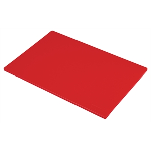 Colour Coded Chopping Board Red