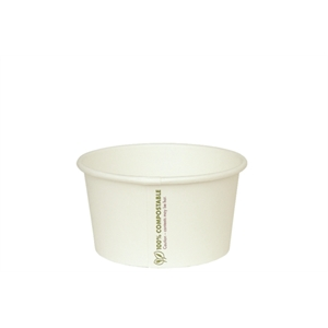 Compostable Soup Containers 12oz