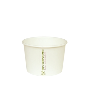 Compostable Soup Containers 16oz