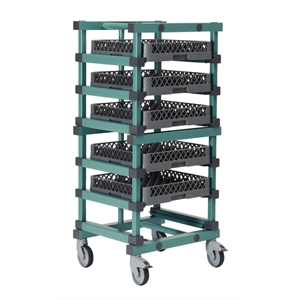 Dishwasher Basket Trolley